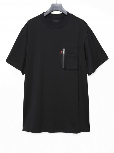 拉鍊口袋T-Shirt,Christian Dada,NT4,500