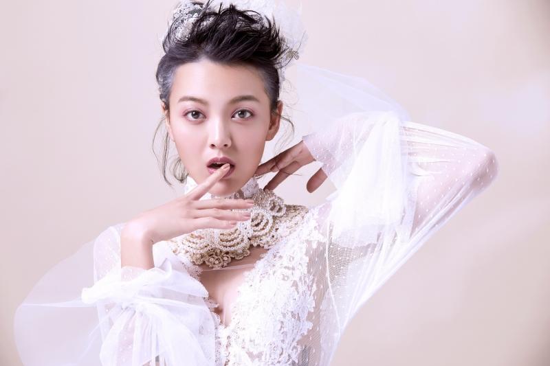 蘭蔻2018玩美女人時尚攝影棚「古典洛可可」妝容