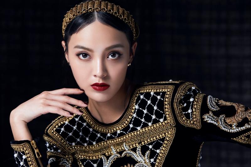 蘭蔻2018玩美女人時尚攝影棚「藝術巴洛克」妝容