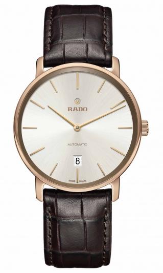 Rado DiaMaster 鑽霸系列碳化鈦金屬自動腕錶_R14068026_建議售價NTD74,300