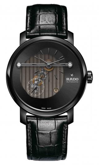 Rado DiaMaster 鑽霸系列偏心顯示腕錶_R14061106_建議售價NTD 94,600