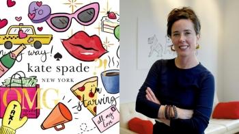 「她的觀點從不使人感到乏味或無趣」儘管設計師Kate Spade已離去,他的精神與態度將永存人心。