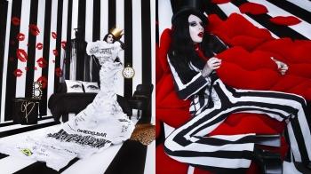 IKEA與設計師Bea Åkerlund跨界聯名搞怪家居單品!愛麗絲夢遊仙境兔子懷錶、紅唇印花與魔鏡打造個性風生活