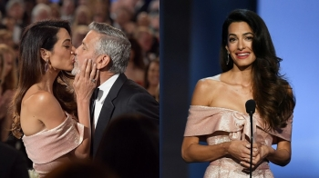 35歲那一年遇上了真命天子!喬治克隆尼嬌妻Amal Clooney首度公開告白:「我永遠不會想和其他人在一起。」