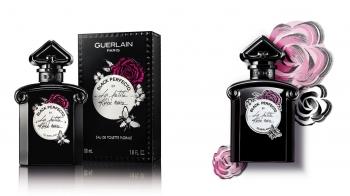 穿上黑色皮衣,還多了粉紅玫瑰刺繡!嬌蘭小黑裙搖滾皮衣玫瑰淡香水,全方面運用玫瑰水、玫瑰精華到玫瑰原精