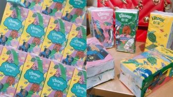 海星、熊熊、公雞和海豚印花時髦翻了!Daniel Wong與舒潔聯手打造Dreamland紙巾包裝