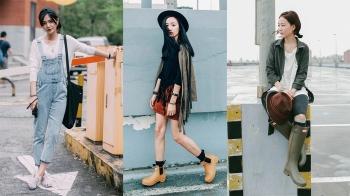準備好迎接雨季了嗎!女孩們的三款雨鞋風格,在這多雨的城市是否該考慮購入一雙?