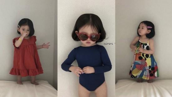 還有誰比她更萌更時髦?來自韓國的小網紅Ah In Lee這就告訴你!