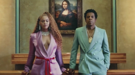 無預警發布!碧昂絲合體Jay Z新專輯《Everything Is Love》,首發單曲〈Apes**t.〉羅浮宮大玩玄幻視覺!