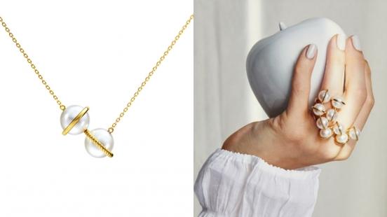 簡單卻細緻、經典且摩登,Tasaki全新M/G系列以「MERGE」一詞,集結珍珠與18K金之美!