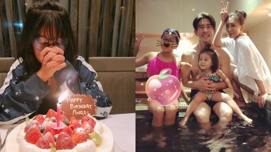賈靜雯長女慶祝13歲生日,梧桐妹感性謝母:「謝謝這13年來的照顧,你給了我最好的童年、最美好的記憶。」