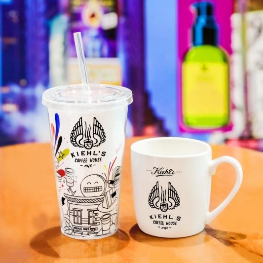 KIEHL'S COFFEE HOUSE 一週年周邊產品