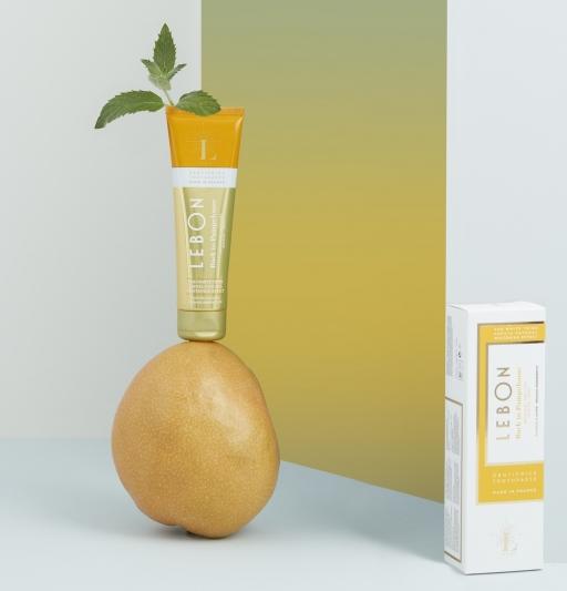 LEBON 龐佩洛納的白 芒果薄荷天然牙膏25ml,NT390、75ml,NT760