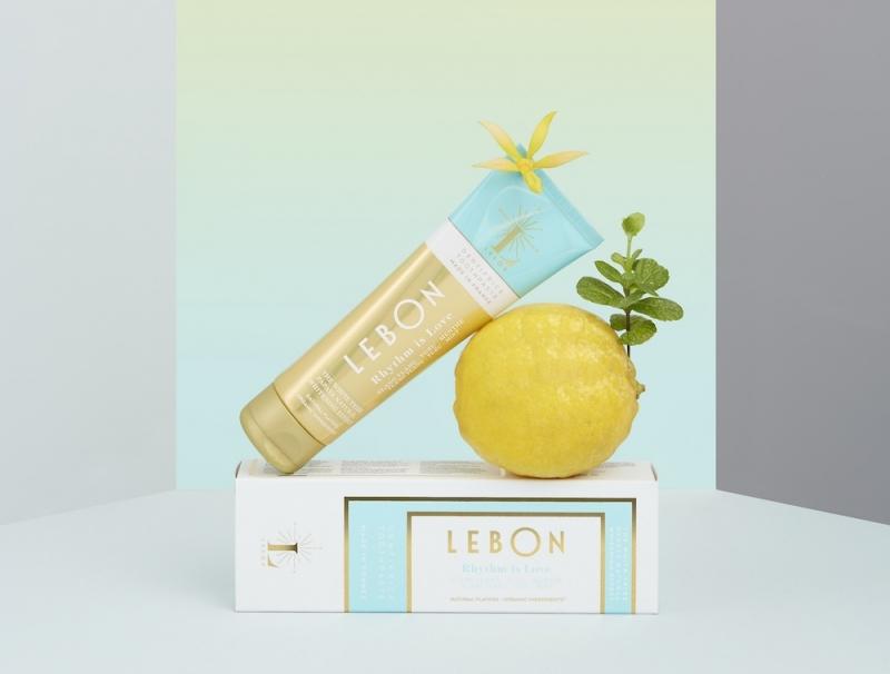 LEBON 愛的旋律的白 伊蘭伊蘭柚子薄荷天然牙膏25ml,NT390、75ml,NT760