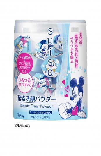 佳麗寶suisai 酵素潔膚粉D(限定設計款),0.4g × 32個,NT.750
