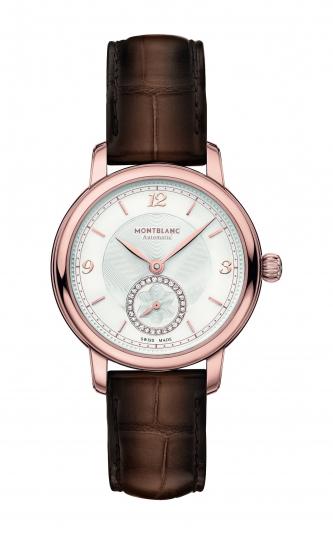 萬寶龍Star Legacy明星傳承系列小秒針腕錶32mm,NT235,200。