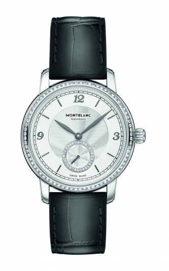 萬寶龍Star Legacy明星傳承系列小秒針腕錶36mm,NT172,900。