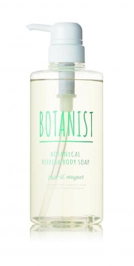 BOTANIST植物性舒涼沐浴乳490ml,NT390