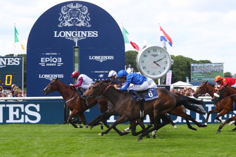 在 Longines 浪琴表黛安娜馬術賽這項傳統馬術競賽中,今年由賽駒 Laurens 與來自美國的騎師 Patrick McDonald贏得勝利