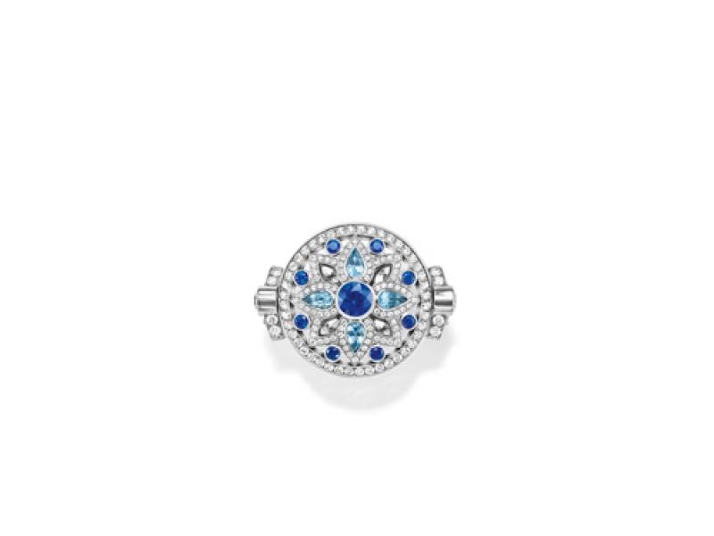 海瑞溫斯頓Secret Wonder鑽石戒指