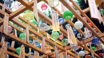 感受夏日的療癒氛圍,日本埼玉縣「川越氷川神社」《2018結緣風鈴祭》快揪閨蜜、男友衝一波~