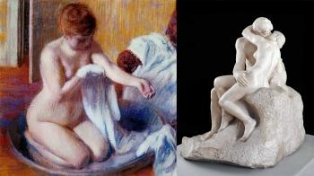 超過120件珍品,僅在高雄展出!《裸:泰德美術館典藏大展》帶你探索藝術大師的「裸體美學」