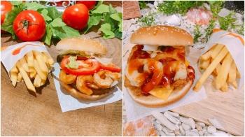 真材實料吃得到一整隻真蝦!漢堡王Burger King暑假限定安格斯牛肉燒蝦堡、鱈魚燒蝦雙鮮堡開賣了
