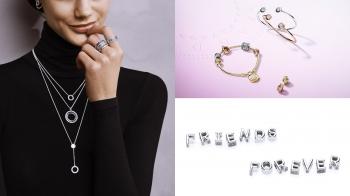 用字母與愛心圖騰拼出專屬珠寶犒賞自己!PANDORA早秋全新女性語言串珠太Q