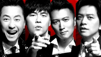 謝霆鋒首度加入《中國好聲音》!攜手周杰倫、哈林、李建組成身高175導師天團
