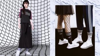 DEERUPT系列夢幻新色駕到!范冰冰個性示範adidas Originals全新配色球鞋穿搭