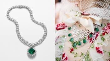 以精湛工藝造就臻品之作!71件如夢似幻的珠寶作品皆在蕭邦Chopard 2018 Red Carpet高級珠寶系列中!
