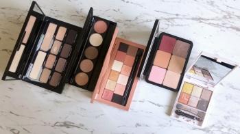 一盒百搭,怎麼畫怎麼美!眼妝控今年夏天最該擁有的6色以上「多色眼影盤」