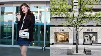 秀智驚喜來台!最齊全鞋款、馬鞍包、香氛區...Dior全新兩層樓專賣店,打造配件控的天堂