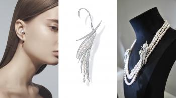【編輯帶路】這款耳掛太時髦!TASAKI最新頂級珠寶系列「魔法花園Jardin Enchanté」,為女性打造風格利器!
