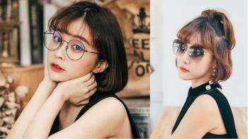 選對眼鏡才能讓造型加分不減分!這系列時髦指數UP UP、機能完美的時尚眼鏡,讓編編一戴就迷上♥