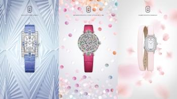 為妳的手錶裝飾上耀眼細節!鑽石之王 Harry Winston 海瑞溫斯頓的珠寶腕錶新作絕美曝光!