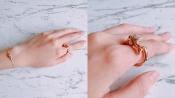 【試戴報告】卡地亞Panthère de Cartier美洲豹系列珠寶2018年新款、入門經典款、高級珠寶款…三種風格與細節全紀錄!