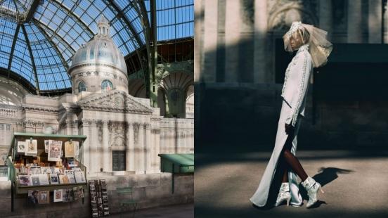 Chanel 2018 秋冬高級訂製大秀,一起去巴黎左岸散步吧!