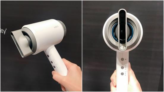 一鍵按壓自動切換吹嘴模式!韓國市佔率第一品牌UNIX強勢登台,還推出方便攜帶的輕巧型離子夾、波浪夾