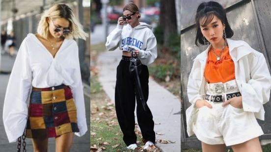 你也是Oversized的狂熱者嗎?四招穿衣小訣竅讓你輕鬆駕馭寬鬆時尚!