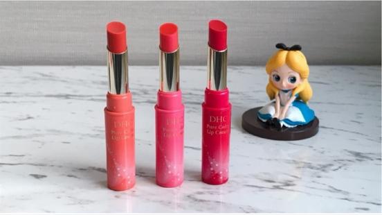 賣翻日本藥妝店的護唇膏,再出2.0版本!最新DHC「純欖潤色護唇膏」,帶來紅潤血色感還能防曬