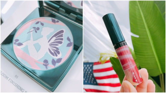 在月色中綻放的花精靈!RMK秋冬限定「花精靈月光采盒」太像幅畫,還有絲綢般觸感的新底妝「絲柔蜜采餅」