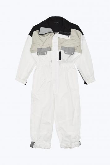 雙色拼接連身褲,Marc Jacobs,價格電洽。