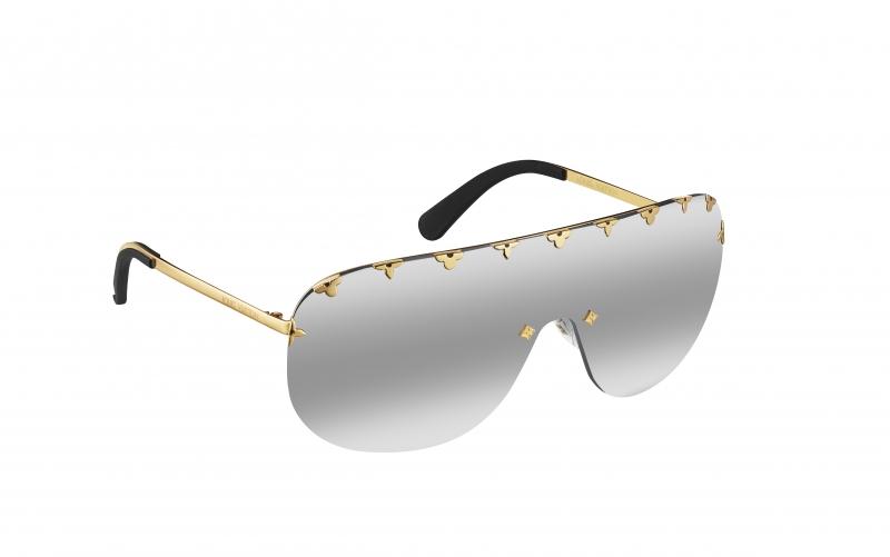 水銀鏡面太陽眼鏡,Louis Vuitton,價格電洽。
