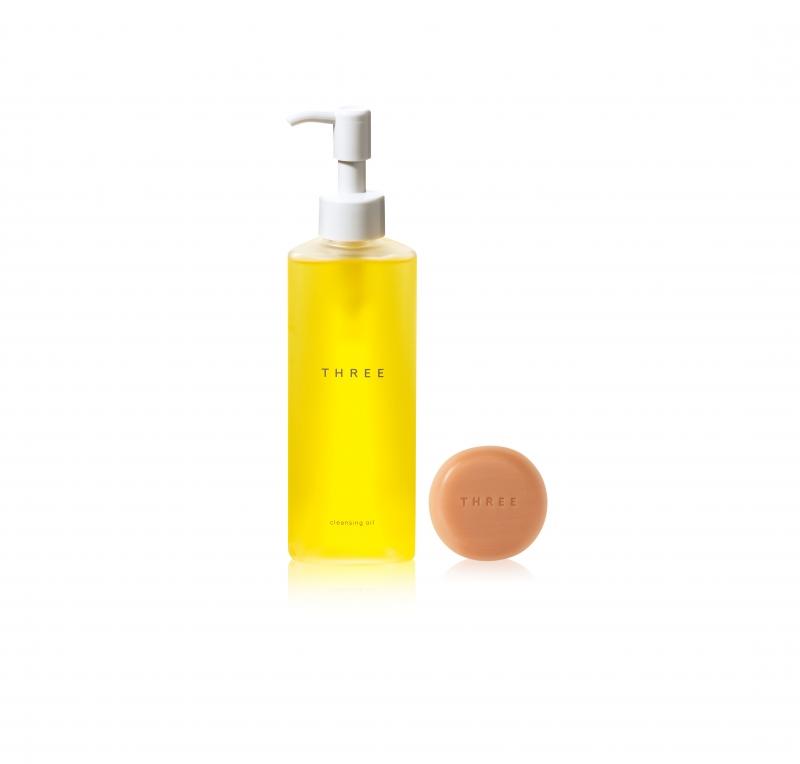 明星潔顏優惠組 購買任一潔膚系列 加贈 極致活顏洗顏皂20g
