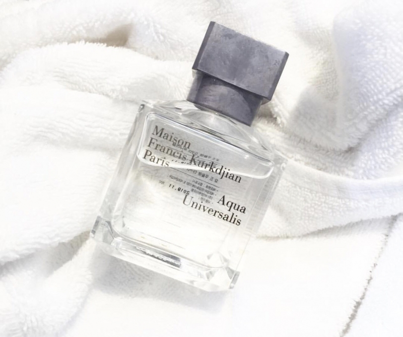 Maison Francis Kurkdjian永恆之水Aqua Universalis