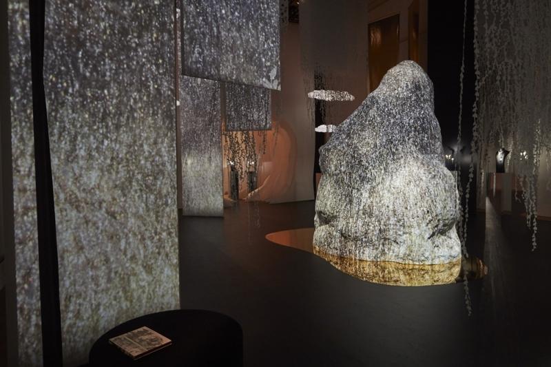 Chanel 2018年頂級珠寶展在巴黎大皇宮舉行