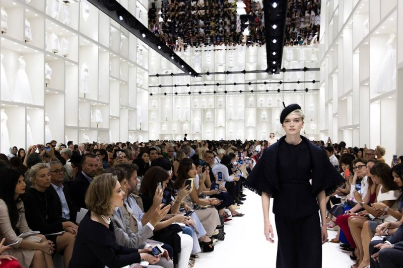 Dior 2018 2019 Fall-Winter Haute Couture Collection