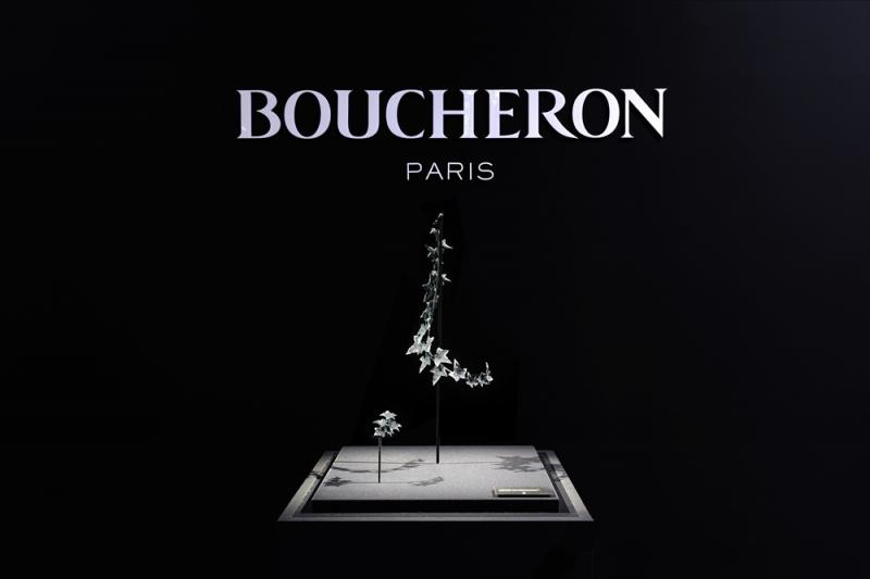 在巴黎舉辦的頂級珠寶展