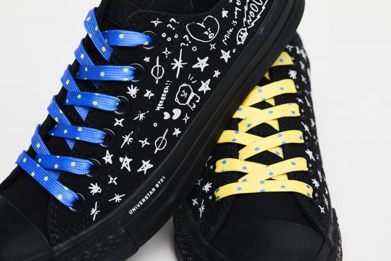 Chuck Taylor All Star 低筒鞋款建議售價為NTD 2,680